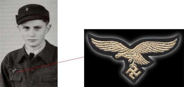 papa ratzinger nazi
